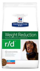 Hills Canine r/d  MINI (dieta)