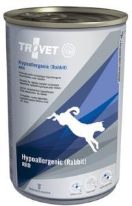 Trovet  dog (dieta)  Hypoallergenic (Rabbit) RRD  konz.
