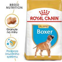 Royal Canin Boxer Puppy - Granulki dla boksera