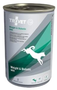 Trovet  dog (dieta)  Weight a Diabetic WRD  konz.