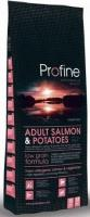 PROFINE  ADULT SALMON/Potatoes