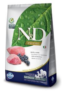N&D dog PRIME ADULT MEDIUM/LARGE lamb/blueberry