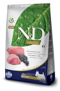 N&D dog PRIME ADULT MINI lamb/blueberry