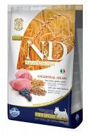 N&D dog LG ADULT MINI LAMB/BLUEBERRY
