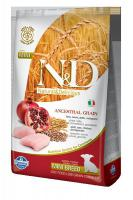 N&D dog LOW GRAIN PUPPY MINI chicken/pomegranate