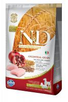 N&D dog LOW GRAIN LIGHT chicken/pomegranate