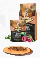 CARNILOVE PUPPY large SALMON/turkey