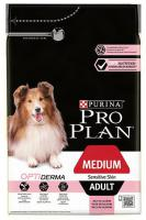 Purina PRO PLAN Dog Medium Adult Sensitive Skin