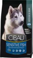 CIBAU SENSITIVE FISH/rice MEDIUM/MAXI