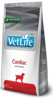 VET LIFE dog CARDIAC natural