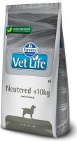 VET LIFE dog NEUTERED nad 10kg natural