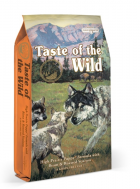TASTE WILD PUPPY high PRAIRIE