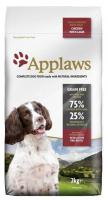 APPLAWS dog ADULT S/M breed chicken&lamb