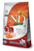 N&D dog GF PUMPKIN ADULT MEDIUM/MAXI chicken/pomegranate