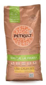 PETKULT dog LOW CALORIES lamb