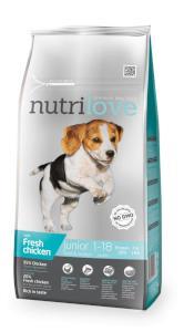 NUTRILOVE dog JUNIOR mały/średni