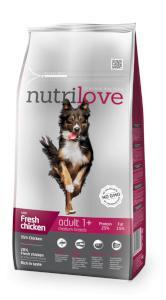 NUTRILOVE dog ADULT  medium