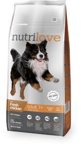 NUTRILOVE dog ADULT Large