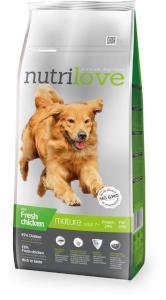 NUTRILOVE dog SENIOR