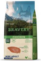 BRAVERY pies ADULT mini KURCZAK