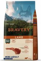 BRAVERY pies ADULT mini LAMB
