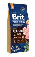 BRIT dog Premium By Nature  ADULT  M
