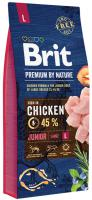 BRIT dog Premium By Nature JUNIOR L