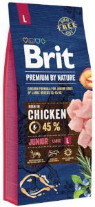 BRIT dog Premium By Nature JUNIOR L