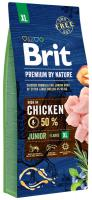 BRIT dog Premium By Nature   JUNIOR  XL