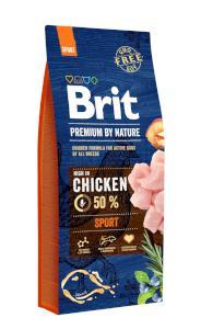 BRIT dog Premium By Nature SPORT