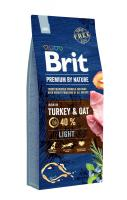BRIT dog Premium by Nature  LIGHT