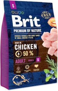 BRIT dog Premium By Nature ADULT S