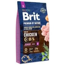 BRIT dog Premium by Nature JUNIOR S