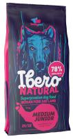 Ibero NATURAL dog   MEDIUM   JUNIOR