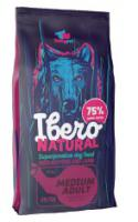 Pies Ibero NATURAL MEDIUM ADULT