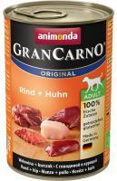 Animonda dog konserwa Gran Carno wołowina/kurczak