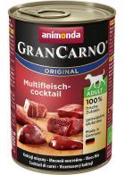 Animonda dog konserwa Gran Carno mięsna mieszanka