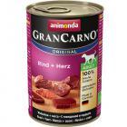 Animonda dog konserwa Gran Carno wołowina/serce