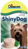 SHINY dog  kurczak 2x85g