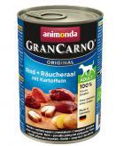 Wędzony wędzony węgorz / ziemniaki ANIMONDA w puszkach Gran Carno