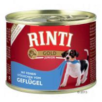 RINTI GOLD konz.  JUNIOR drób