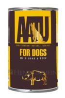 AATU  dog  konz.  WILD BOAR / PORK