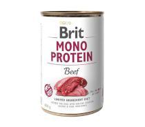 BRIT konserwy MONO PROTEIN 400g