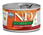N&D dog GF PUMPKIN konz. ADULT MINI chicken/pomegranate