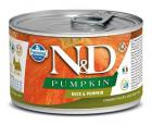 N&D dog GF PUMPKIN konz. ADULT MINI duck