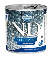 N&D dog OCEAN konz. ADULT salmon/codfish