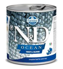 N&D dog OCEAN konz. ADULT trout/salmon