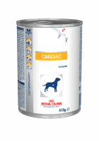 Royal Canin Veterinary Diet Dog CARDIAC konserwa