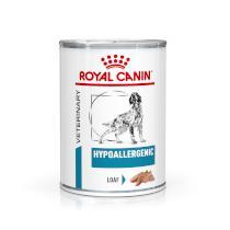 Royal Canin Veterinary Health Nutrition Dog HYPOALLERGEN konserwa