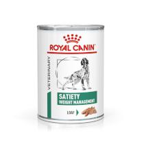 Royal Canin Veterinary Health Nutrition Dog SATIETY konserwa
